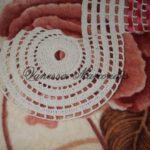 Spiral Dantel Runner Yapımı 45