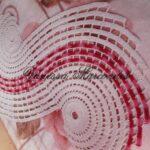 Spiral Dantel Runner Yapımı 48