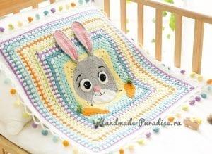 Tavşan Battaniye Yapılışı 5
