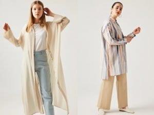 Tesettür Giyimde Moda Rüzgarları Esiyor