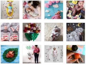 Yeni Doğan Bebek Fotoğrafları Nasıl Çekilir?