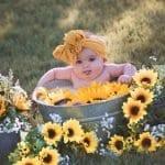Yeni Doğan Bebek Fotoğrafları Nasıl Çekilir? 16