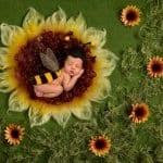 Yeni Doğan Bebek Fotoğrafları Nasıl Çekilir? 8