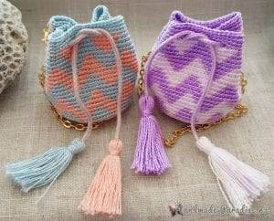 Amigurumi Bebek Çanta Yapımı 3