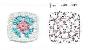 Bebek Battaniye Örgü Modelleri 9