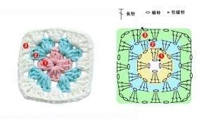 Bebek Battaniye Örgü Modelleri 11