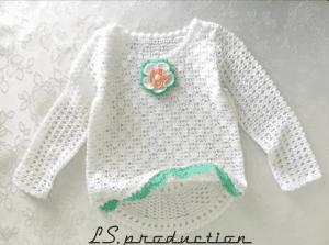 Bebek Örgü Kazaklar 8