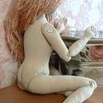 Bez Bebek Yapımı Resimli Anlatım 12
