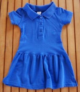 Eski Tişörtten Bebek Elbisesi Yapımı 2