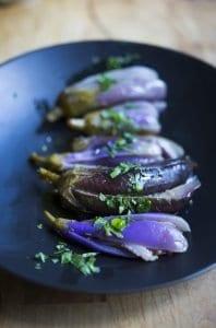 Fas Usulü Patlıcan Turşusu 2