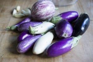 Fas Usulü Patlıcan Turşusu