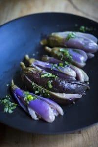 Fas Usulü Patlıcan Turşusu 4