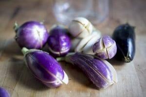 Fas Usulü Patlıcan Turşusu 5