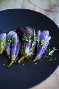 Fas Usulü Patlıcan Turşusu 6
