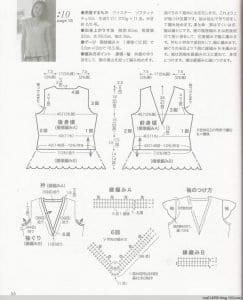 Kazak Örnekleri Örgü Modelleri 11