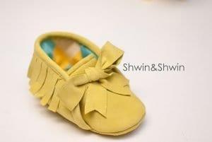 Makosen Bebek Ayakkabı Yapımı 13
