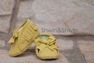 Makosen Bebek Ayakkabı Yapımı