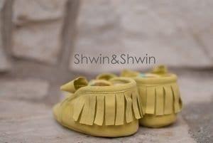 Makosen Bebek Ayakkabı Yapımı 15