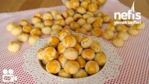 Pastane Tadında, Ağızda Dağılan Tatlı - Tuzlu Kurabiye Tarifleri 9