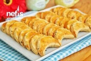 Pastane Tadında, Ağızda Dağılan Tatlı - Tuzlu Kurabiye Tarifleri 10