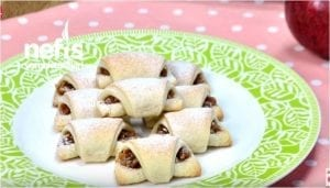 Pastane Tadında, Ağızda Dağılan Tatlı - Tuzlu Kurabiye Tarifleri 5