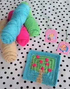 Bebek Battaniye Örnekleri ve Yapılışı 9