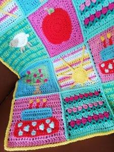 Bebek Battaniye Örnekleri ve Yapılışı 11
