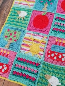 Bebek Battaniye Örnekleri ve Yapılışı 12