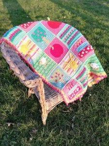 Bebek Battaniye Örnekleri ve Yapılışı 13
