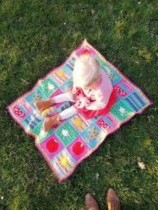 Bebek Battaniye Örnekleri ve Yapılışı 14