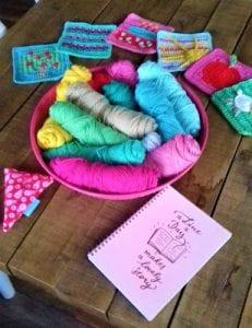 Bebek Battaniye Örnekleri ve Yapılışı 16