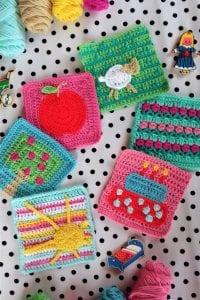Bebek Battaniye Örnekleri ve Yapılışı 18