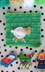 Bebek Battaniye Örnekleri ve Yapılışı 19