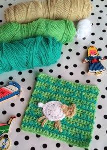 Bebek Battaniye Örnekleri ve Yapılışı 20
