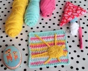 Bebek Battaniye Örnekleri ve Yapılışı 26