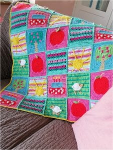 Bebek Battaniye Örnekleri ve Yapılışı