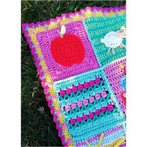 Bebek Battaniye Örnekleri ve Yapılışı 5