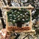 Dokuma Ağaç Modelleri - Dimensional Weaving #woventreehanging 9