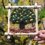 Dokuma Ağaç Modelleri - Dimensional Weaving #woventreehanging
