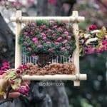 Dokuma Ağaç Modelleri - Dimensional Weaving #woventreehanging 1