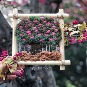 Dokuma Ağaç Modelleri – Dimensional Weaving