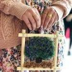Dokuma Ağaç Modelleri - Dimensional Weaving #woventreehanging 3