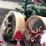 Dokuma Ağaç Modelleri - Dimensional Weaving #woventreehanging 4