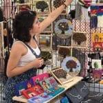 Dokuma Ağaç Modelleri - Dimensional Weaving #woventreehanging 7