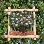 Dokuma Ağaç Modelleri - Dimensional Weaving #woventreehanging 8