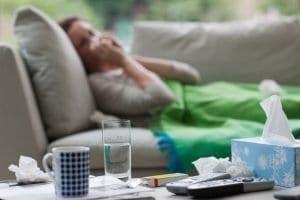Soğuk Algınlığı ve Gribe Yakalanmamak için 10 İpucu