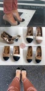 Topuklu Ayakkabı Süsleme 1