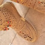 Boncuklu Çizme Yapımı 1