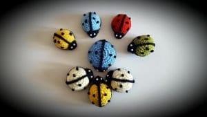 Örgü Uğur Böceği