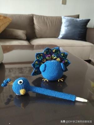 Amigurumi Kalem Süsü Yapımı 20
